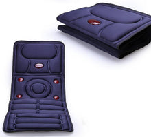 Load image into Gallery viewer, Full-Body Vibrating Massage Cushion for Head, Body & Legs, free shipping - NJExpat