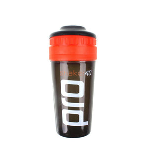 Shaker Pro 40 For Nutrition Protein Powder & Water Bottle 700 ml, free shipping - NJExpat