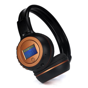 Stereo Bluetooth Wireless Headset/Headphones With Call Microphone, free shipping - NJExpat