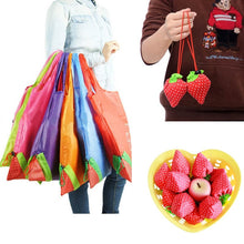 Load image into Gallery viewer, New Eco Large Nylon Reusable Foldable Handy Shopping Bag Tote - NJExpat