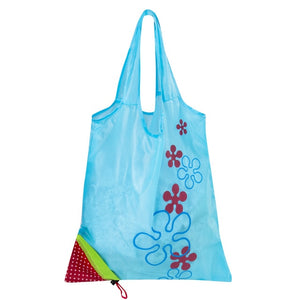 New Eco Large Nylon Reusable Foldable Handy Shopping Bag Tote