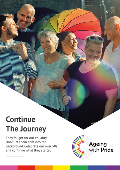 Ageing With Pride Campaign