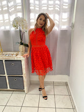 Load image into Gallery viewer, LOVERS LACE DRESS