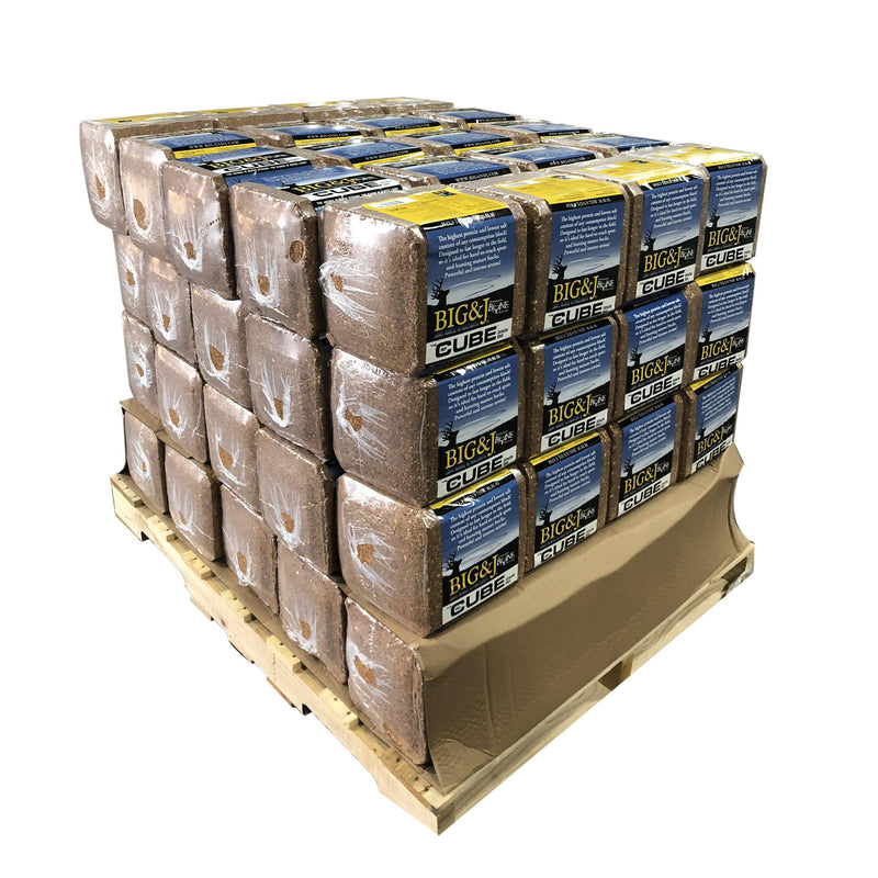 Pallet of BB2 CUBE