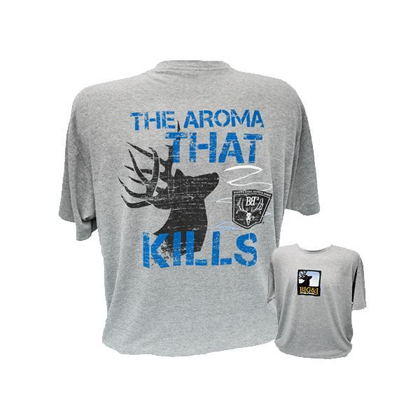Big and J Aroma that Kills T-shirt