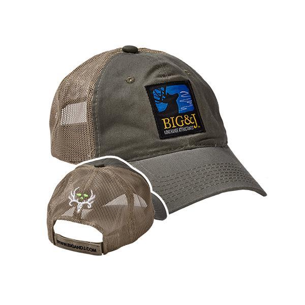 Big and J/Bone Collector Olive Trucker Hat