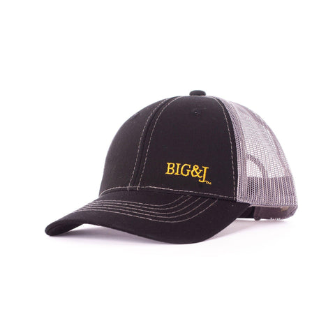 Big and J Brown Trucker Hat