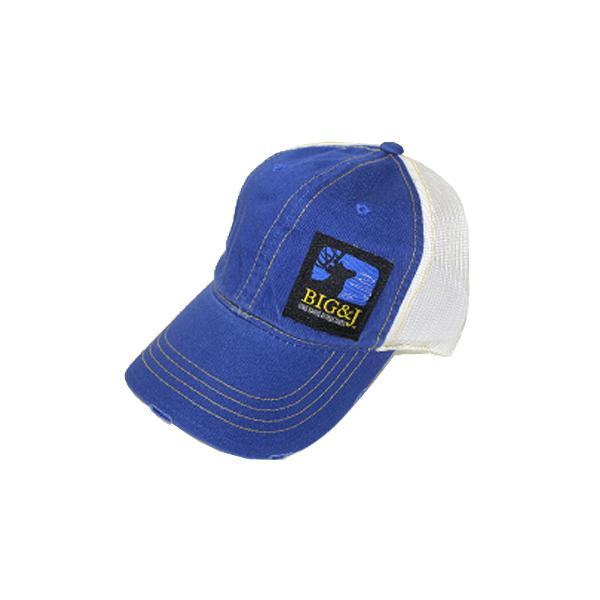 Big and J Royal Trucker Hat