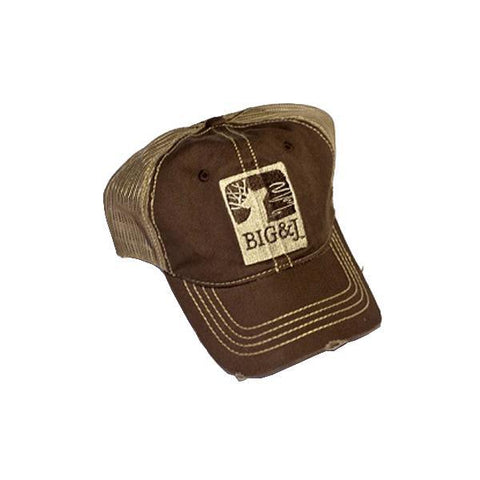 Brown Deer Eater Hat