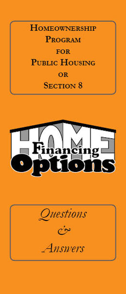 HF-99  Home Ownership Brochure