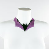 Bat Statement Necklace
