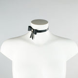 Rachel D-Ring Bow Collar