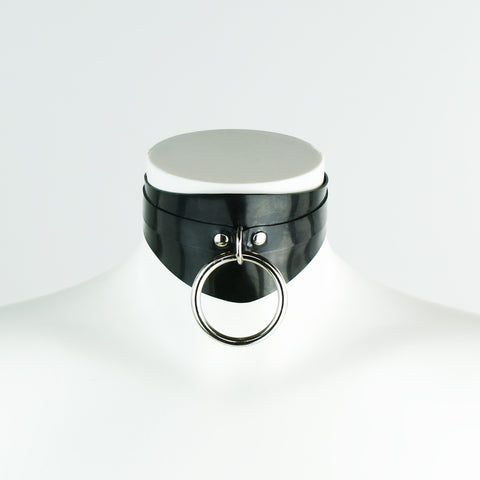 Heavy Rubber Shaped O Ring Collar