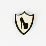 Latex Prefect Badge