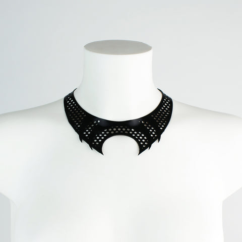 Latex Cyber Necklace