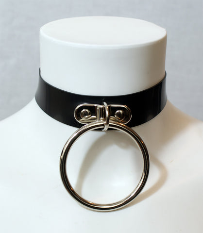 Latex collar with large O-Ring
