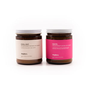 Candle Bundle. (2-pack)