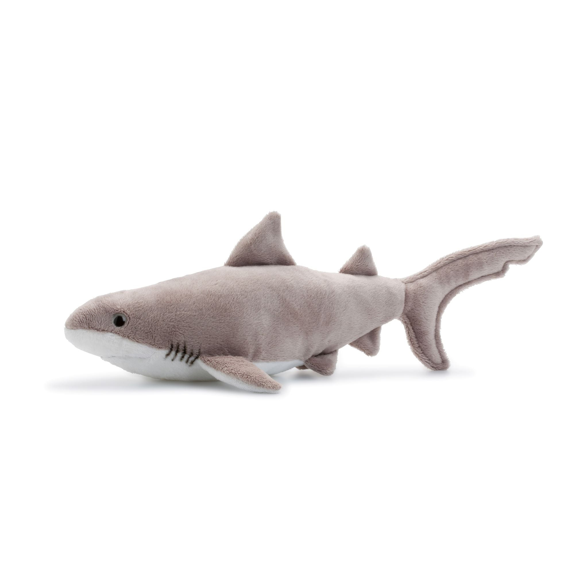 Plush Toy Great White Shark 33cm
