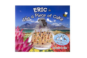Children's Book - It's a piece of cake