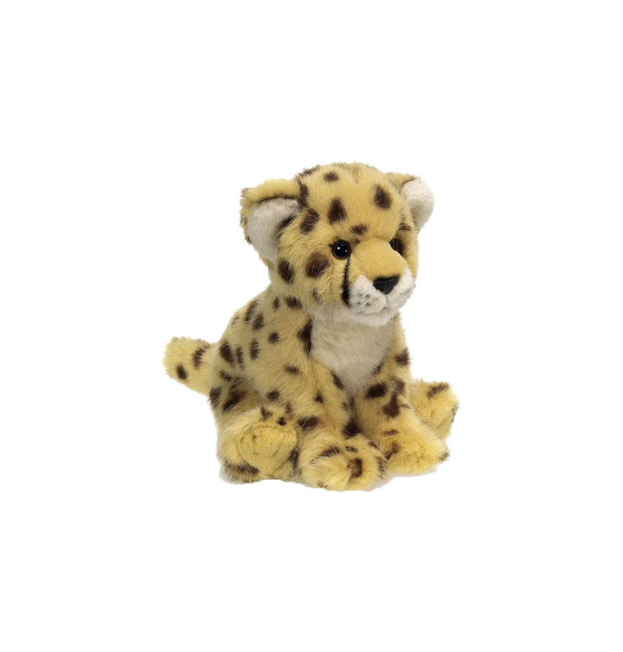 Plush Toy Cheetah Small 15cm
