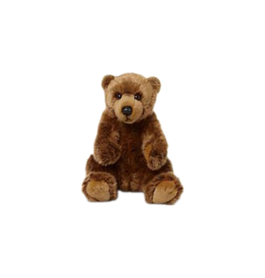 Plush Toy Grizly Bear Small 15cm