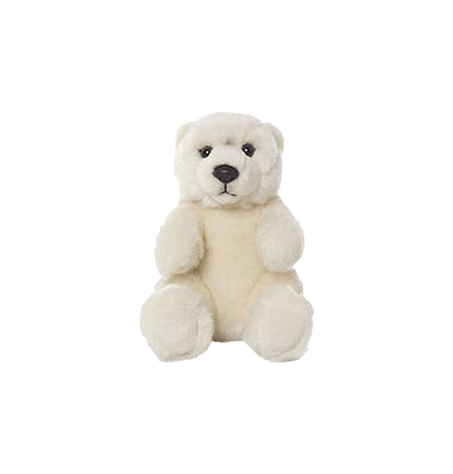 Plush Toy Polar Bear Small 15cm