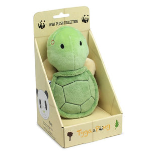 Plush Toy Tyga & Pong Line: Turtle