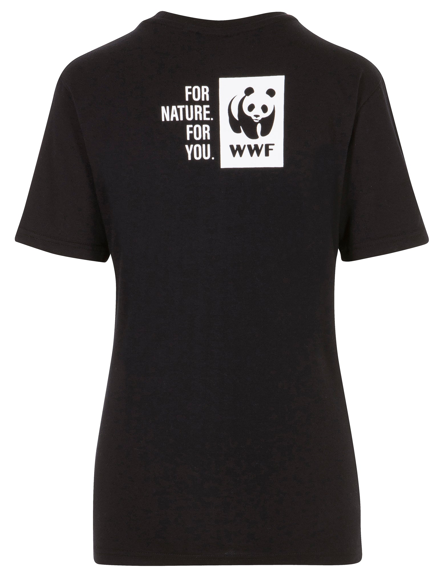 Panda Made Me Do It Mens T-Shirt Black