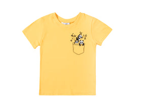 Tumbling Pandas - Children's T-shirt