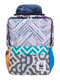 WWF Uzwelo School Bag with Poncho