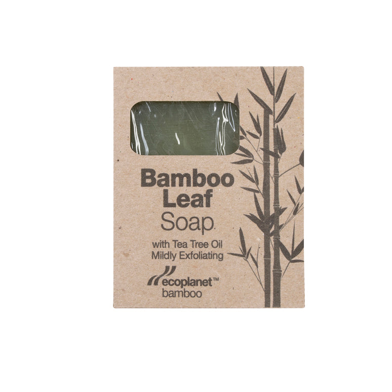 Bamboo Leaf Soap With Tea Tree