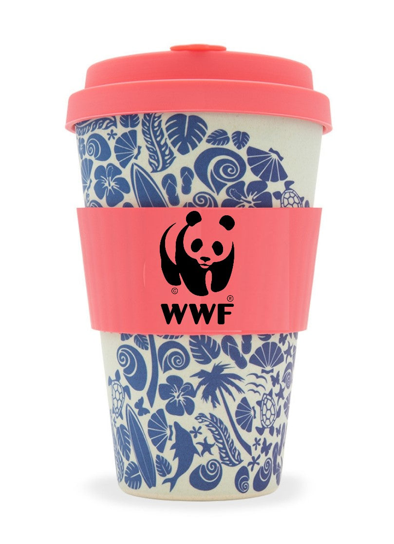 Waimea Bay Eco Coffee Cup 400ml