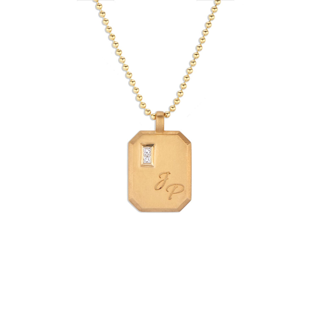 LAVINIA DOG TAG