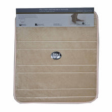 Load image into Gallery viewer, 1 piece Memory Foam Bath Mat (various colours) - CQ Linen Quality Bedding