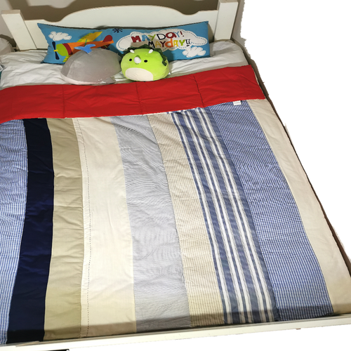 School Boy Quilt - CQ Linen Quality Bedding