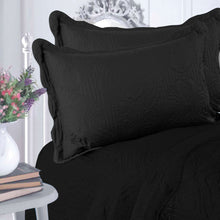 Load image into Gallery viewer, Luxury Microfibre Plain Quilt Set  (various colours) - CQ Linen Quality Bedding