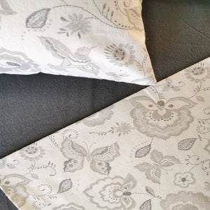 100% Brushed Cotton Winter Bale Set - Butterfly Print - CQ Linen Quality Bedding