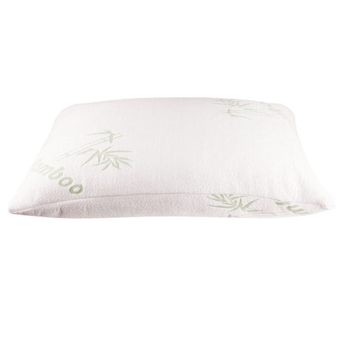 Bamboo Memory Foam Pillow - CQ Linen Quality Bedding