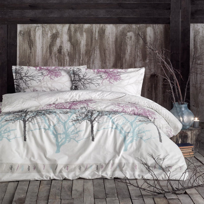 100% Cotton Duvet Cover Set - Midas V1 - CQ Linen Quality Bedding
