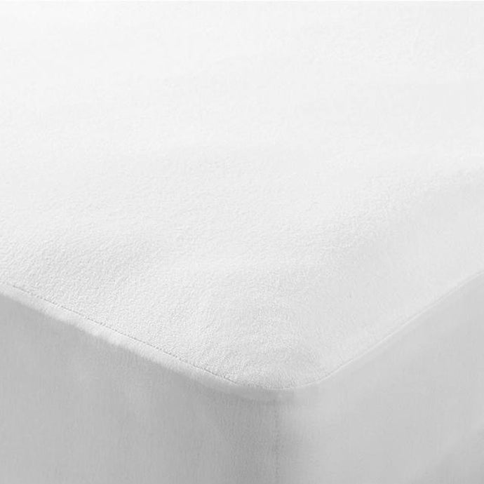 Terry Towel Waterproof Mattress Protector - CQ Linen Quality Bedding