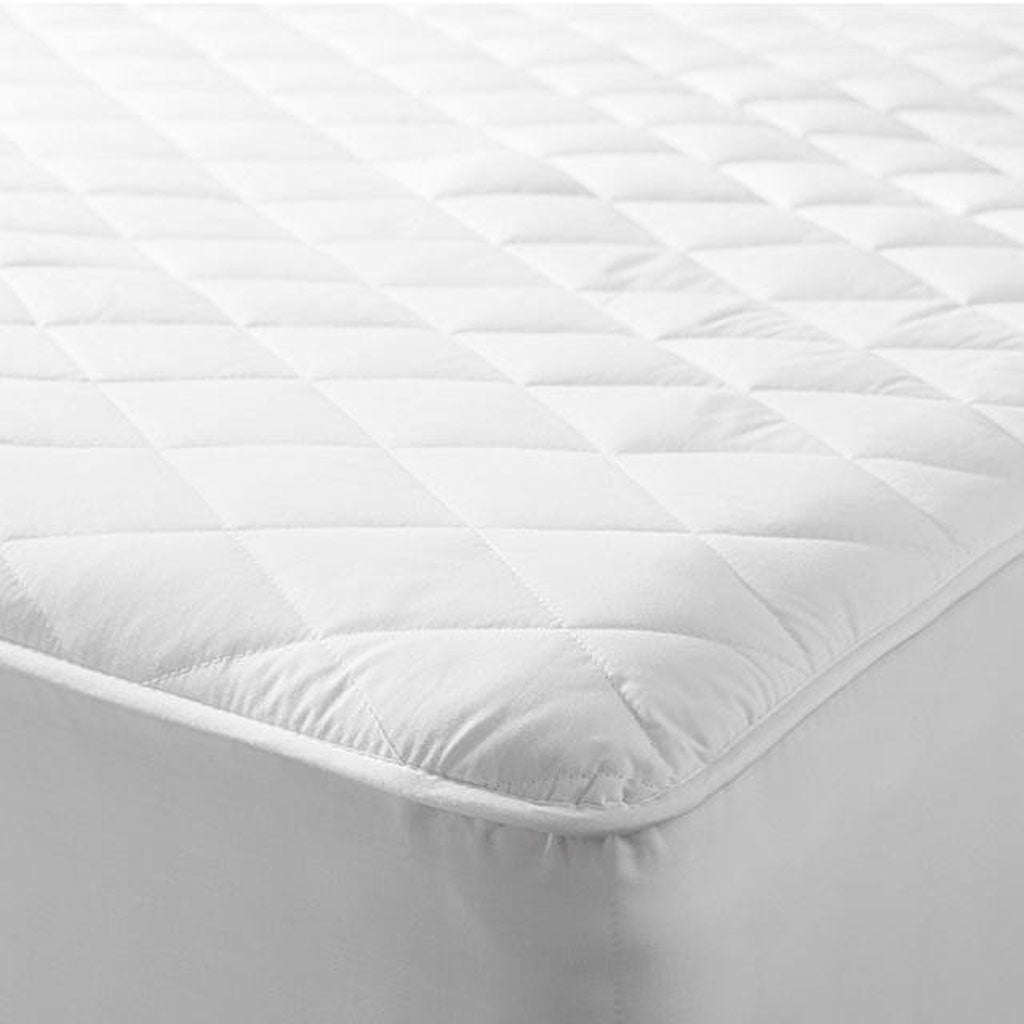 Quilted Waterproof Mattress Protector - CQ Linen Quality Bedding