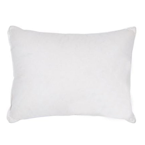 Feather Like Cotton King Pillow - CQ Linen Quality Bedding
