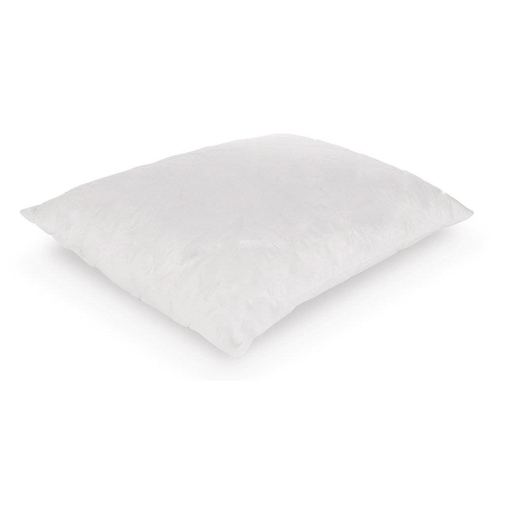 Feather Like Cotton Standard Pillow - CQ Linen Quality Bedding
