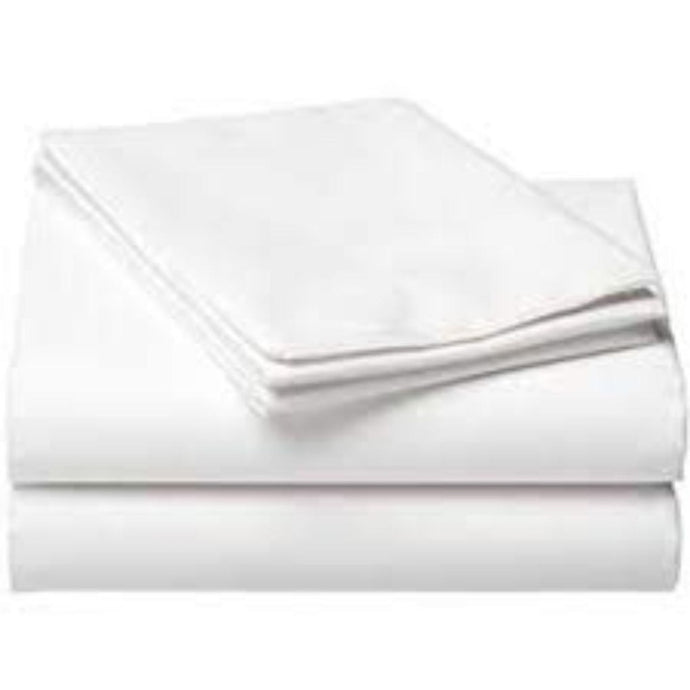 200 Thread Count Flat Sheet - CQ Linen Quality Bedding