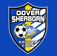 Load image into Gallery viewer, Dover-Sherborn Soccer Fleece Hoody