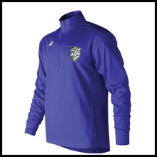Load image into Gallery viewer, Dover-Sherborn Soccer Lightweight 1/2 Zip