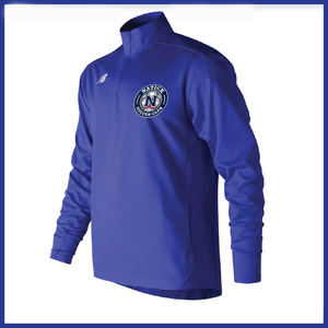 Natick Soccer Lightweight 1/2 Zip