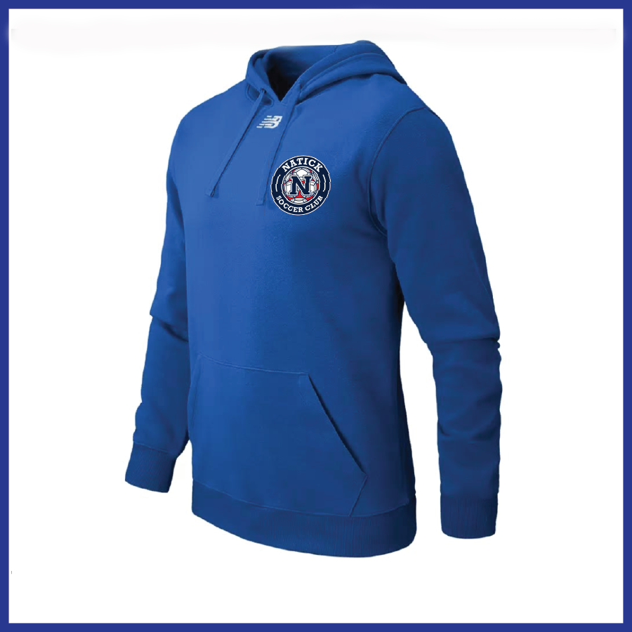 Natick Soccer Fleece Hoody