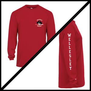 Wellesley Long Sleeve T-Shirt