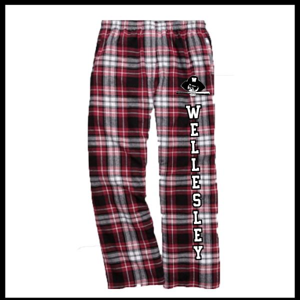 Wellesley Flannel Pants